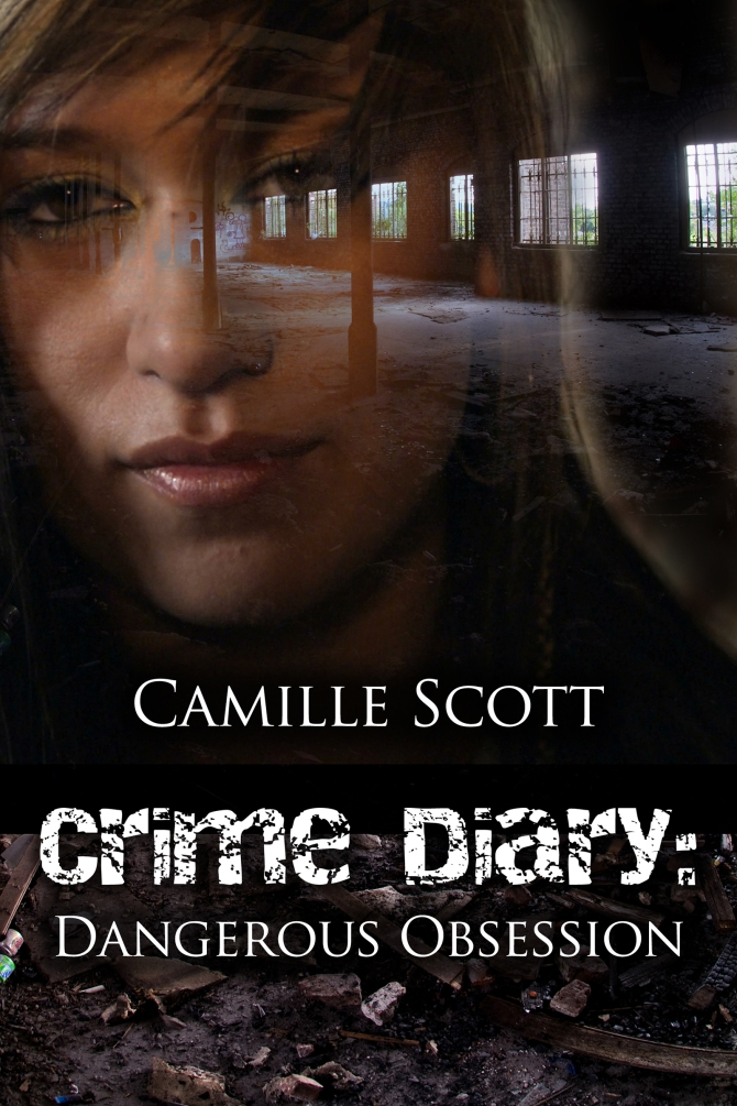 Crime Diary Cover